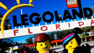 It's an easy drive to the Legoland from your InnHouse vacation home in Orlando.