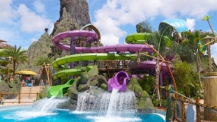 It's an easy drive to Volcano Bay from your InnHouse vacation home in Orlando.